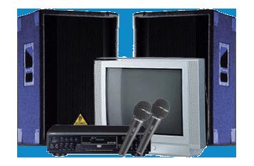 karaoke | 123fest.dk | Udlejning af karaoke anlæg