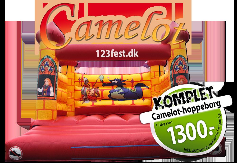 Camelot hoppeborg